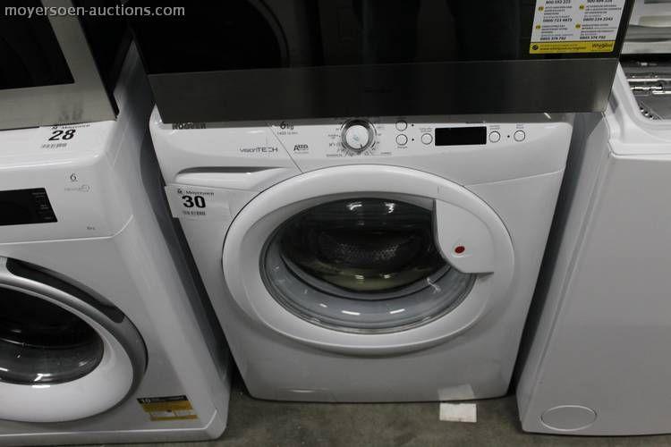 1 Waschmaschine HOOVER VT 614 D23