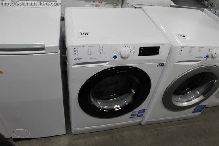 1 Waschmaschine INDESIT BWE 71484
