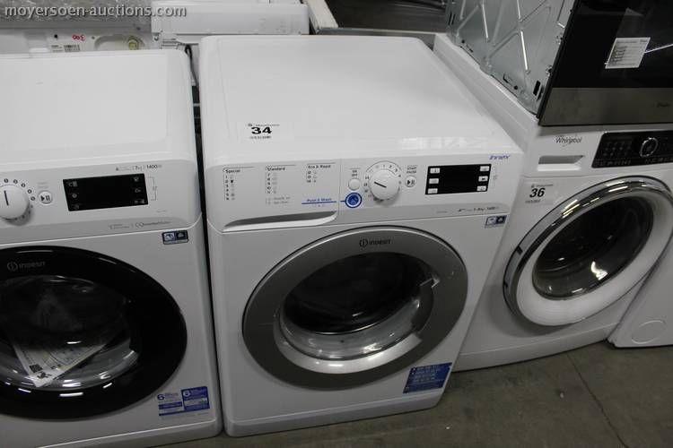 1 Waschmaschine INDESIT XWE 81683