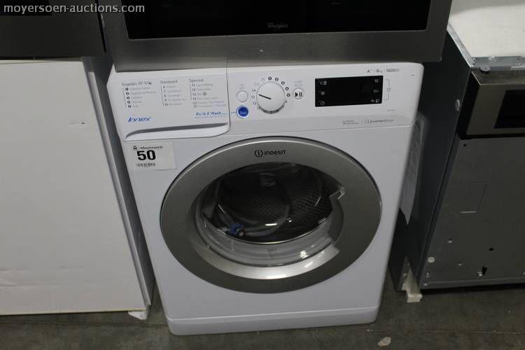 1 Waschmaschine INDESIT BWE 81683X WSSS NL