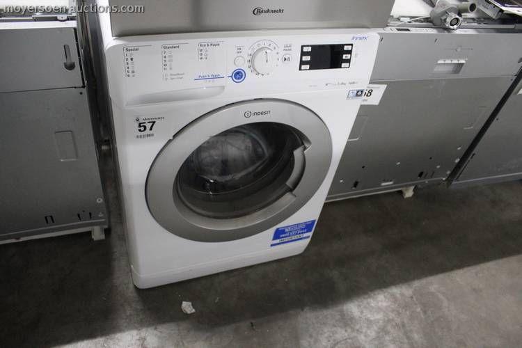 1 Waschmaschine INDESIT XWE 81663X WSSS EU