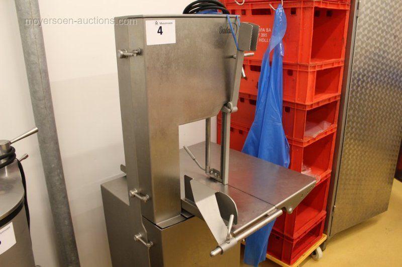 1 Profi-Knochensägemaschine aus Edelstahl DADEAUX