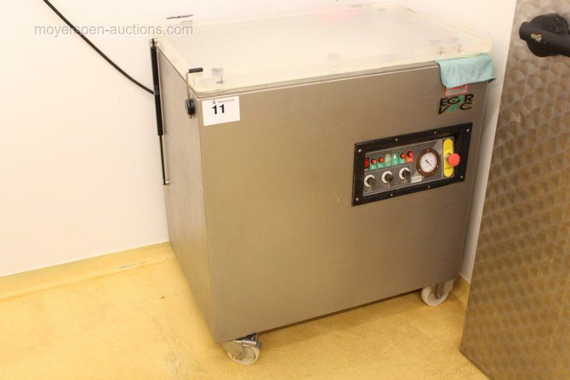 1 Professionelle Vakuummaschine EGAR VAC