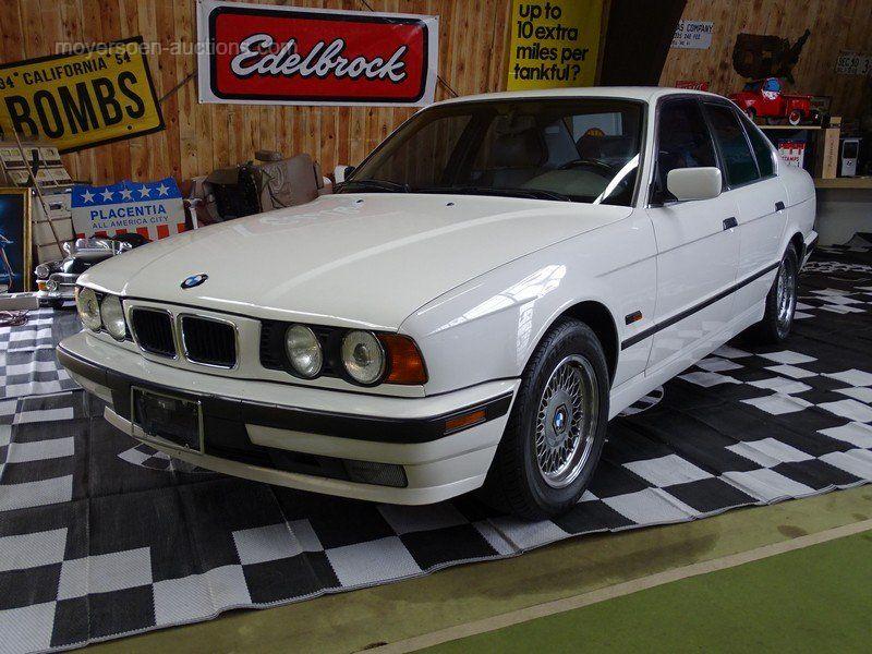 1995 BMW 540i Baujahr: 1995 Fahrgestellnummer: