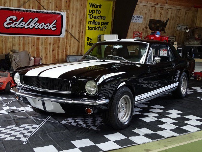 1966 FORD Mustang Baujahr: 1966 Fahrgestell