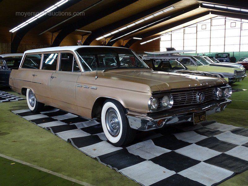 1963 BUICK Le Sabre Wagon Baujahr: