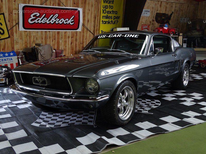 1967 FORD Mustang Fastback Erstzulassung: