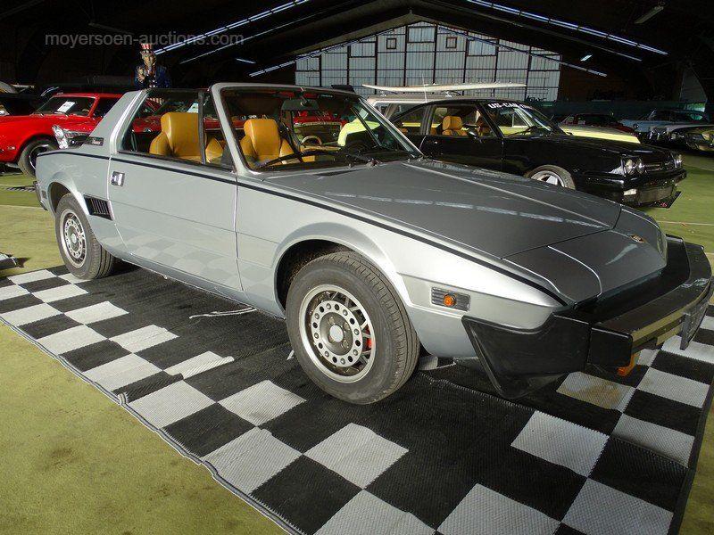1980 FIAT X 1-9 Erstzulassung: 06.06.1980