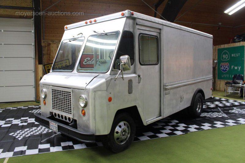 1983 INTERNATIONAL Delivery truck Erstzulassung: