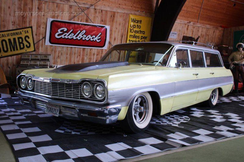 1964 CHEVROLET Impala Kombi Baujahr: