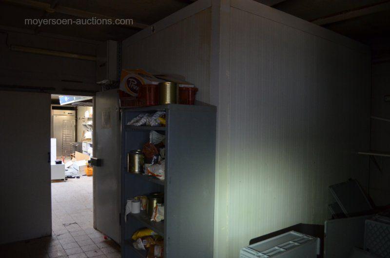 1 KUBA Gefrierschrank Kühlraum Externe Kühlgruppe