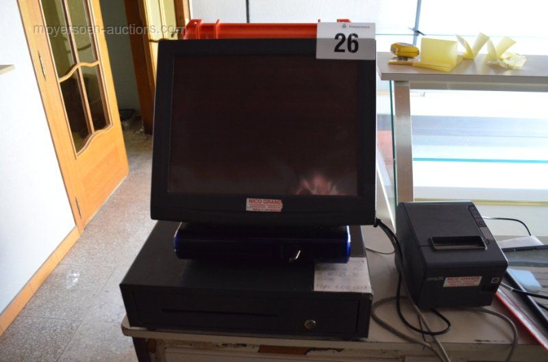 1 Kassensystem NG DX 915