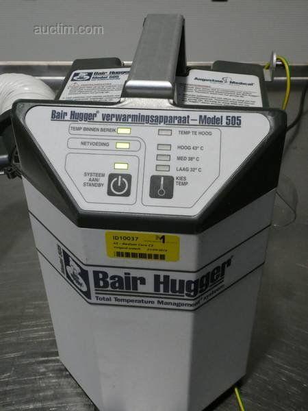Bair Hugger Zwangsluft-Patientenerwärmung