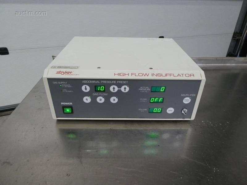 High Flow Insufflator