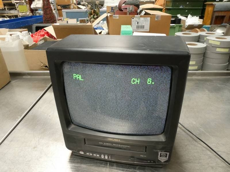 Fernsehen: Marke: Bush