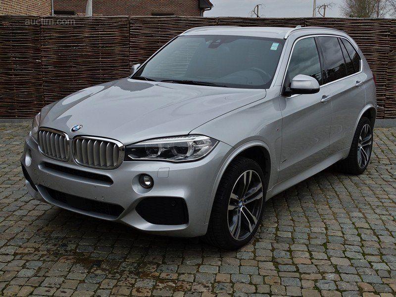 2014 BMW X5 Xdrive40d Erstzulassung: 25/05/2014