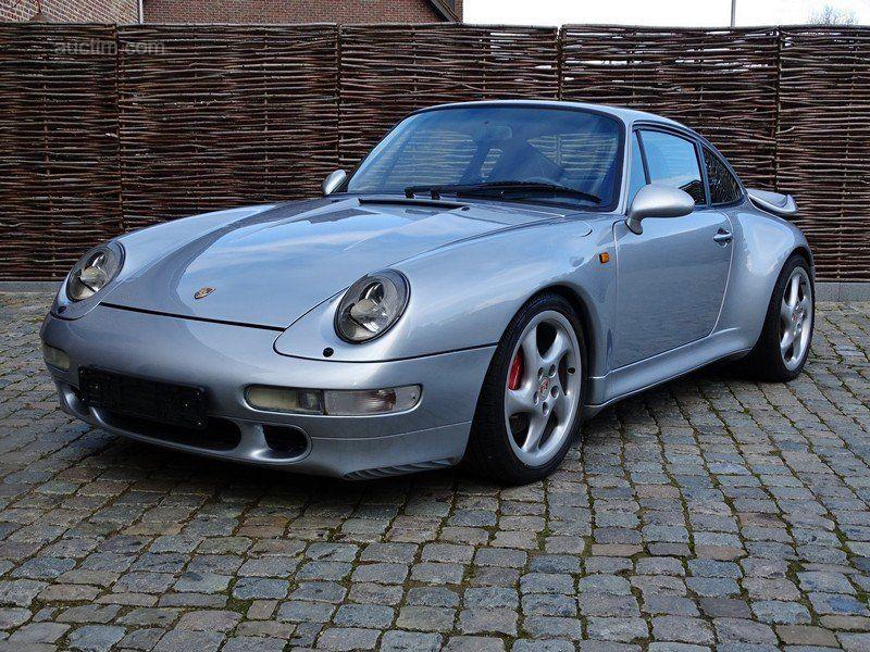 1993 PORSCHE 964/993 Turbo Erstregistrierung: