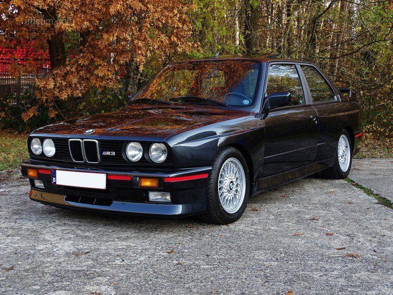1987 BMW E30 M3 Erstzulassung: 02.01.1987