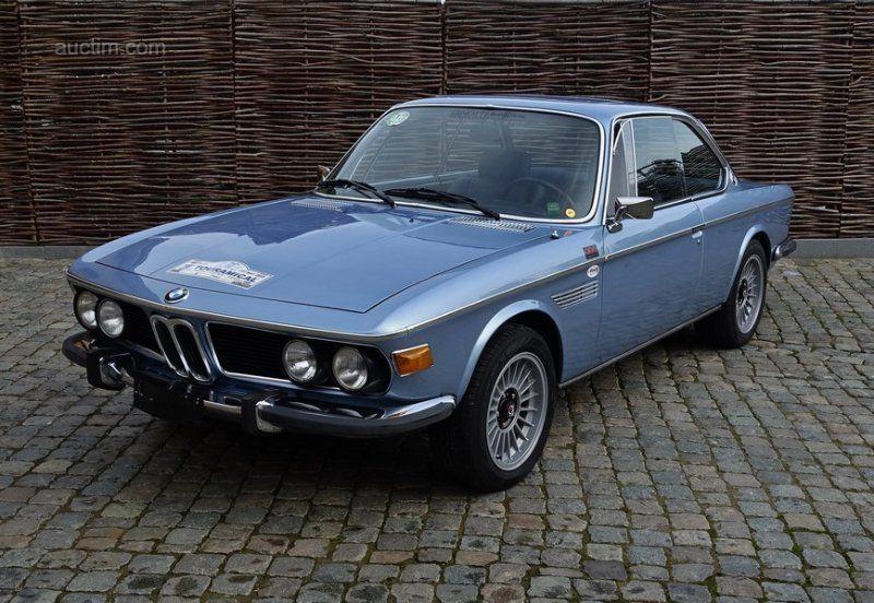 1975 BMW E9 3.0 CS Erstzulassung: 18.04.1975