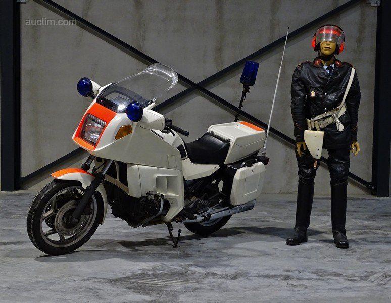 1991 BMW K100 LT Polizeimotorrad Baujahr: