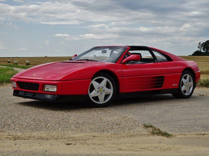1992 FERRARI 348 GTS Erstzulassung: 20.01.1992