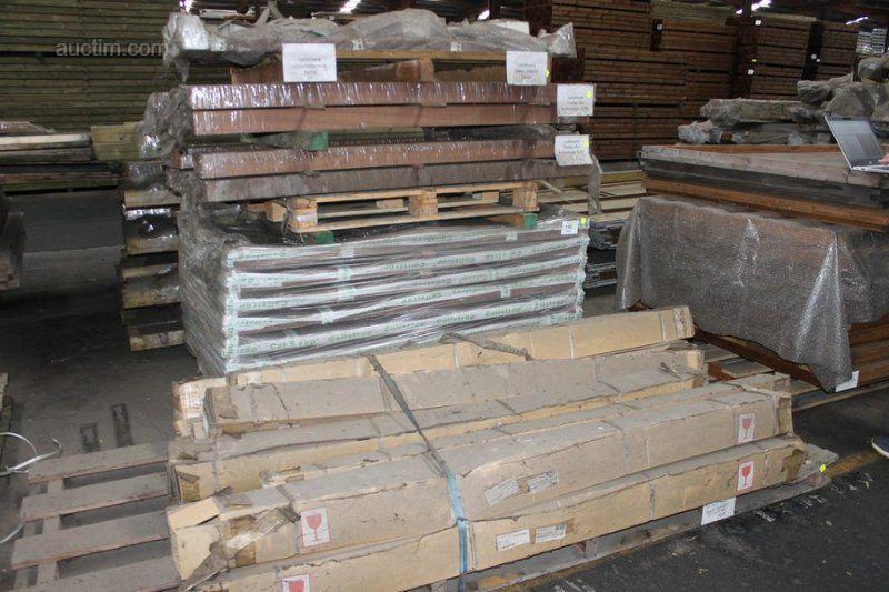 59 (ungefähr) verschiedene LANDMARQ Holzteile