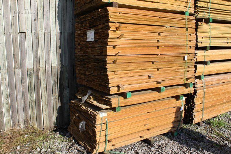 2 Packungen Holzlatten mit 1353 Hobelstücken