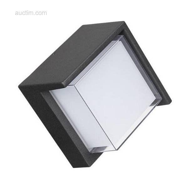 4 x 10W wasserdichte COB LED Oberflächenwandleuchten 3500K