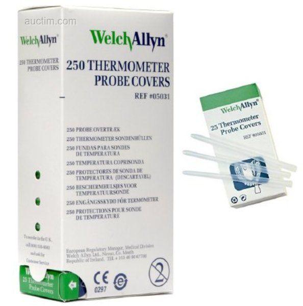 Thermomètre 15000 Stück Welch Allyn Sondenabdeckungen Suretemp Plus