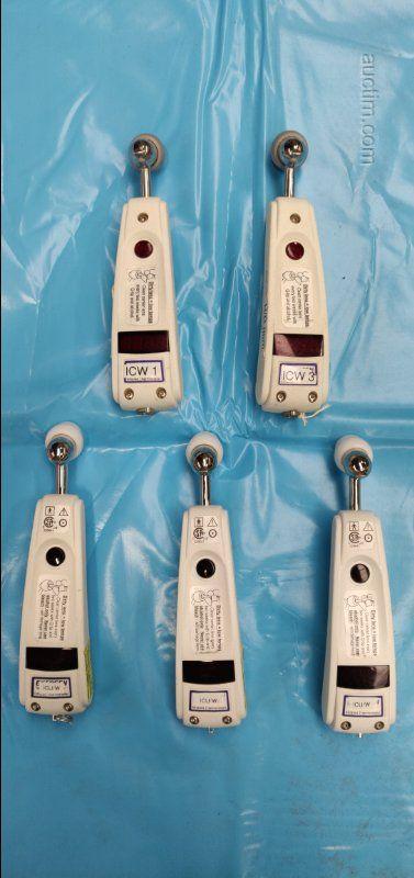 Thermomètre infrarouge tempéré 5 Stück