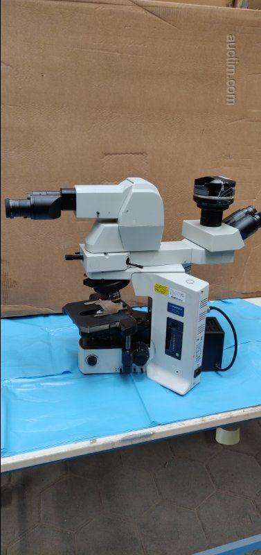 1 Olympus BX51 Mikroskop