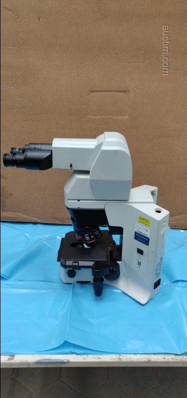 1 Olympus BX40 Mikroskop