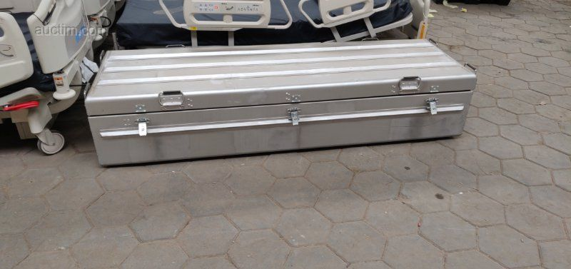 10 x Aluminium-Transportkoffer für Karosserie