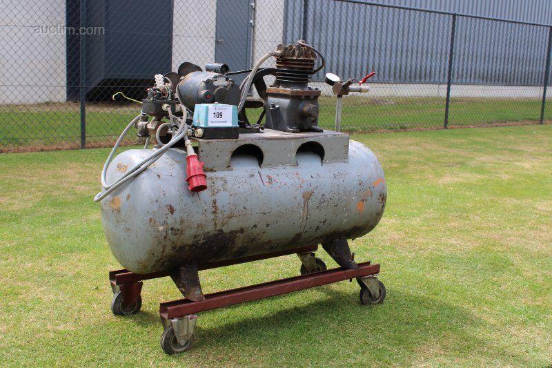 1 Kolbenkompressor BRUNNER