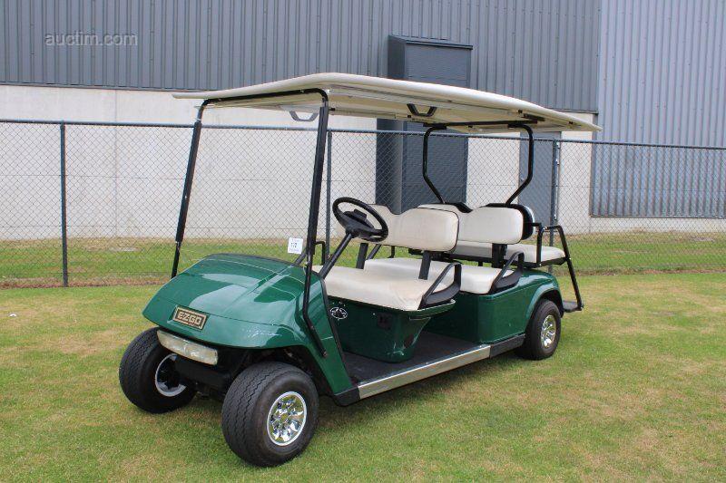 1 Golfwagen EZ-GO SHUTTLE 48