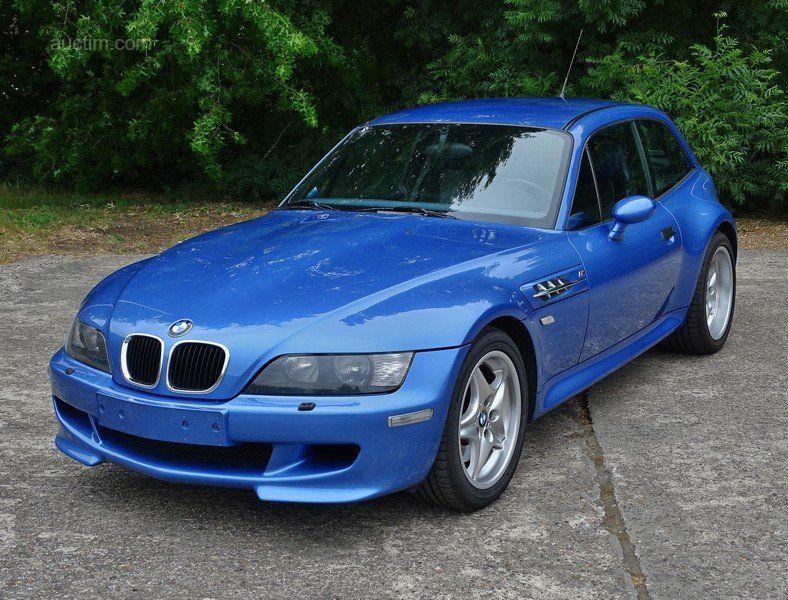 2000 BMW Z3M Coupé 2000 Erstzulassung: 25.09.2000