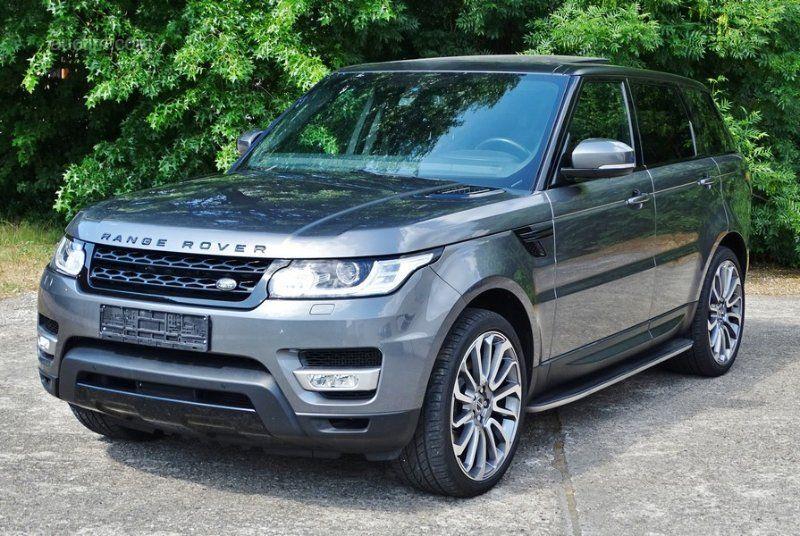 2013 LAND ROVER Range Rover Sport 2013 Erstanmeldung: