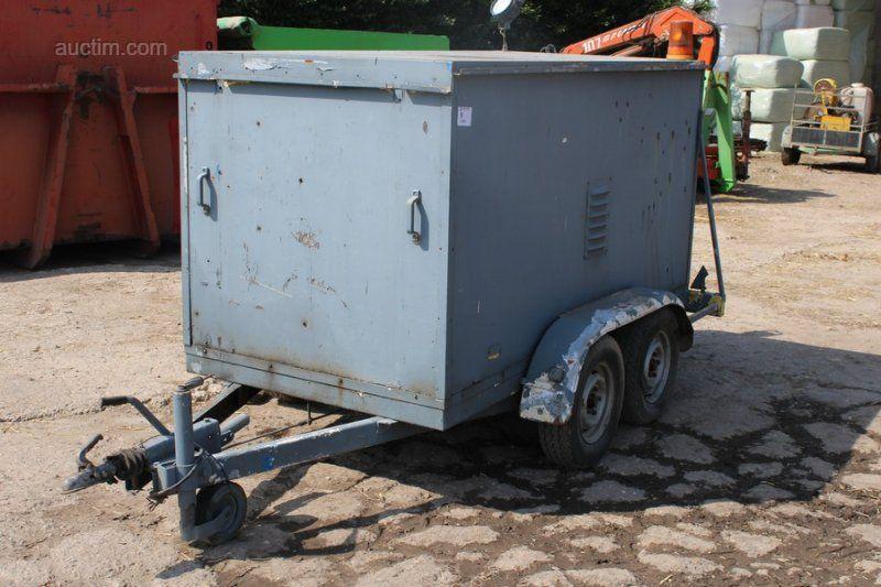 1 mobiler Dieselgenerator NN