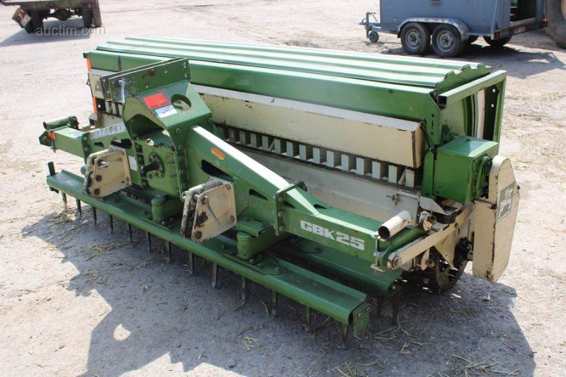 1 Sämaschine AMAZONE GBK25