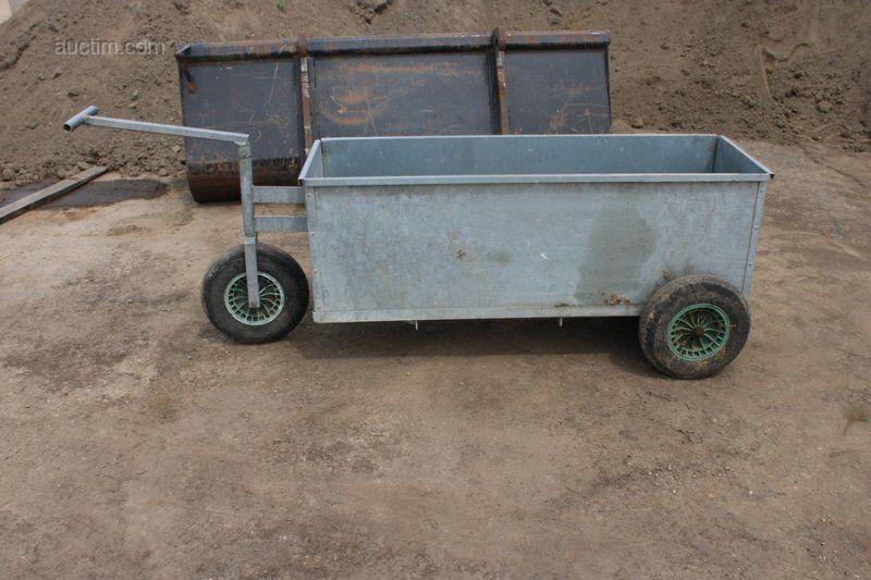 1 verzinkter NN Transportwagen
