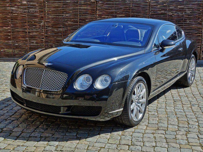 2005 BENTLEY Continental GT 2005 Erstanmeldung: