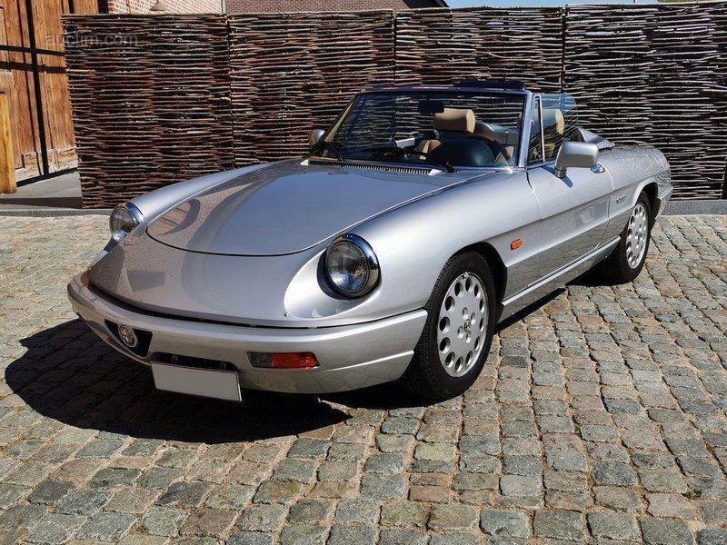 1990 ALFA ROMEO Spider Typ 4 1990 Erstanmeldung: