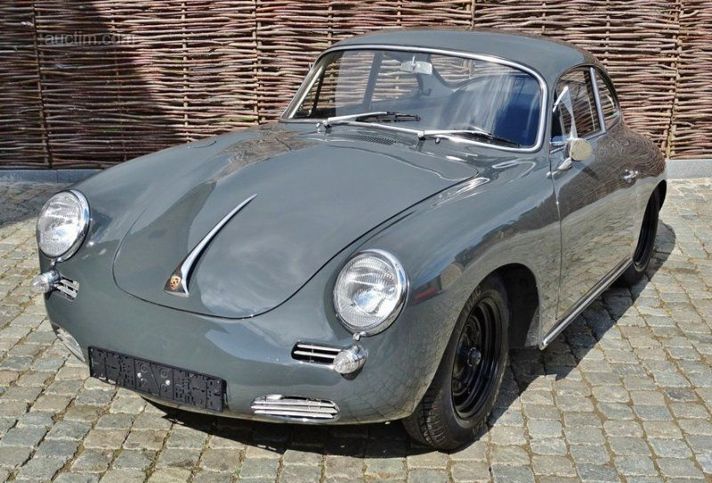 1963 PORSCHE 356B 1963 Erstanmeldung: 20.03.1963