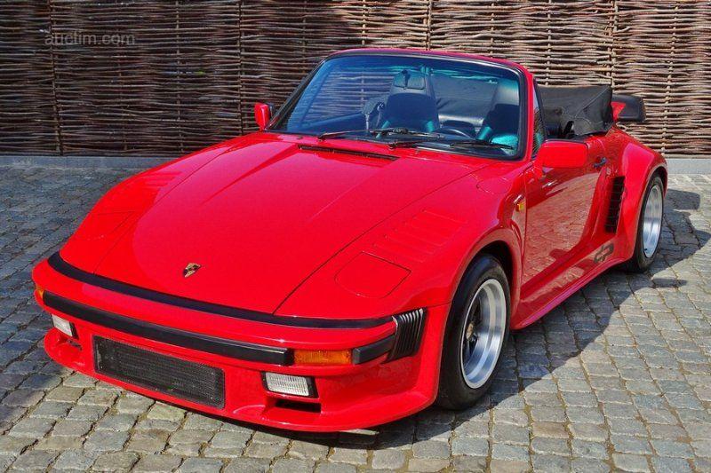 PORSCHE 1987 DP911 Flatnose / Slantnose 935