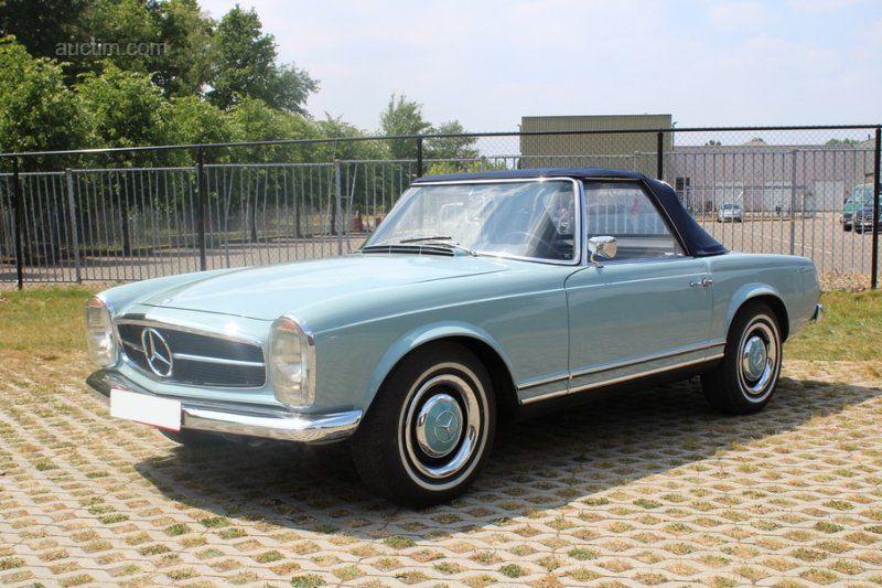 Mercedes-Benz 230 SL Pagode 1964 Der Mercedes-Benz