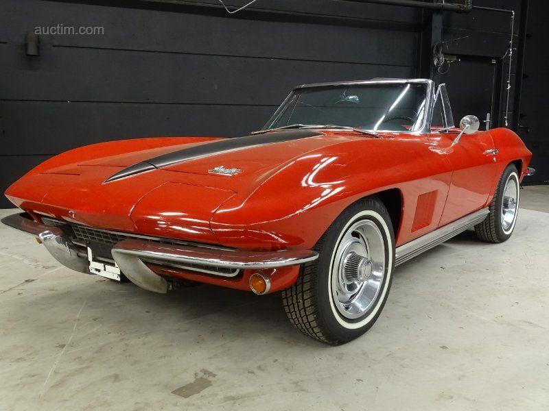 1964 CHEVROLET Corvette C2 Stingray Baujahr: