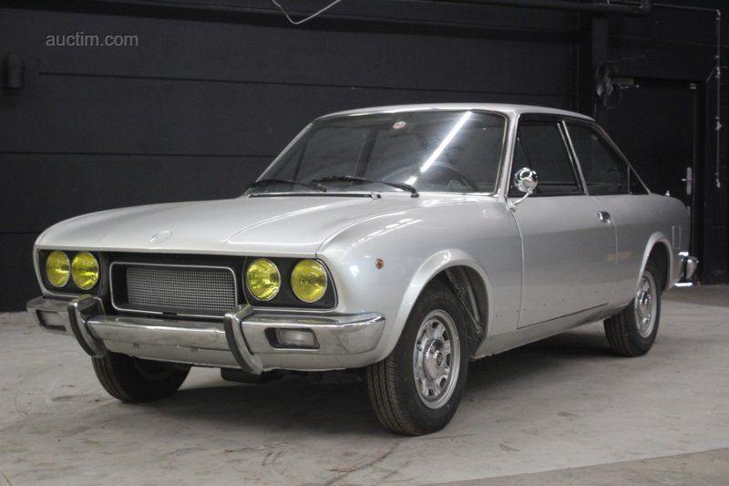 1973 FIAT 124 Sport Coupé Erstregistrierung: 16.11.1973