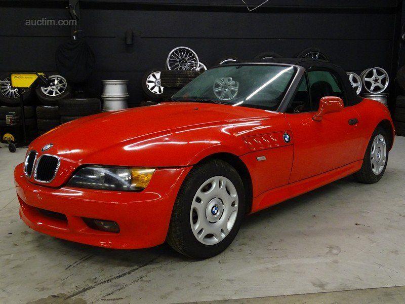 1997 BMW Z3 Cabrio Baujahr: 1997