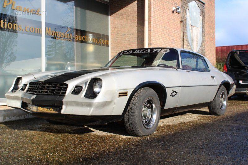 1978 CHEVROLET Camaro Baujahr: 1978