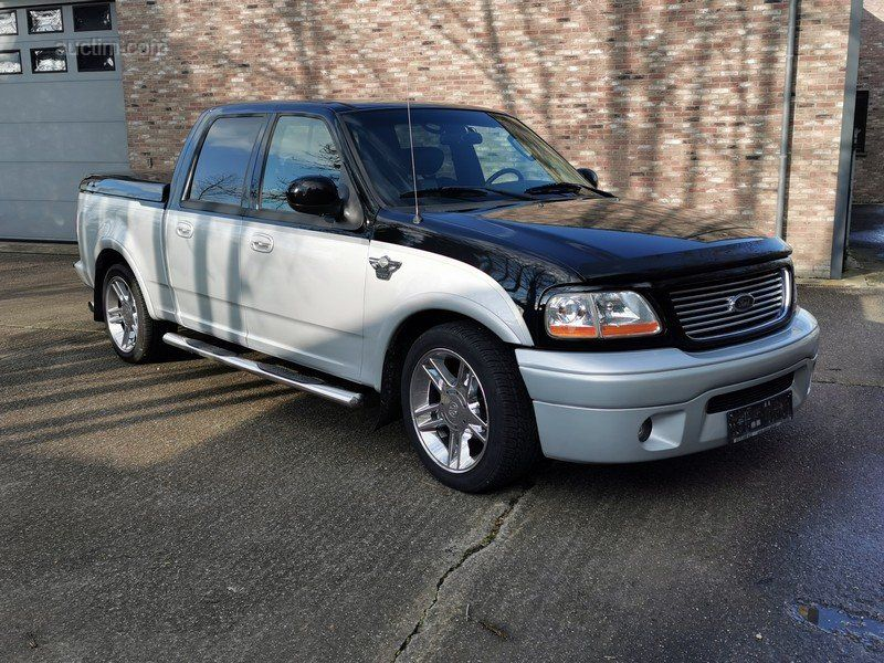 2003 FORD F-150 Harley-Davidson Super Charged # 1860